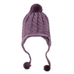 THE NORTH FACE CZAPKA W FUZZY EARFLAP BNE