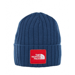 THE NORTH FACE CZAPKA TNF LOGO BOX CUF BNE