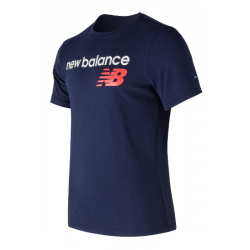 NEW BALANCE KOSZULKA ATHLETICS MAIN LOGO TEE PGM