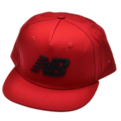 NEW BALANCE CZAPKA 5 PANEL PRO II LOGO CAP TEAM