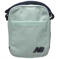NEW BALANCE TORBA CORE CROSSBODY BAG SEAFOAM