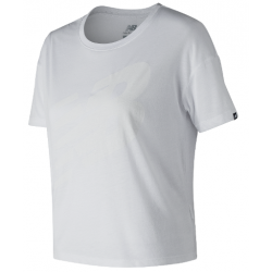 NEW BALANCE KOSZULKA ESSENTIALS TRACK CLUB TEE WT