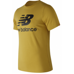 NEW BALANCE KOSZULKA ESSENTIALS STACKED LOGO